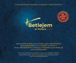 Betlejem w Polsce: Jak w Betlejem LIVE (2 CD)